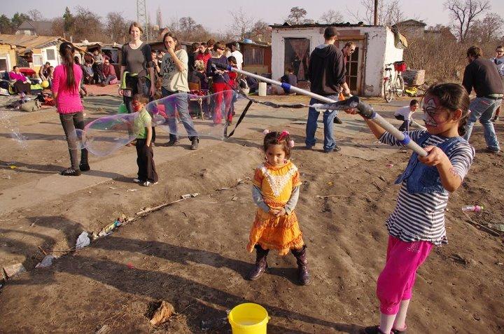 Pomoc rumuńskim Romom osiadłym we Wrocławiu