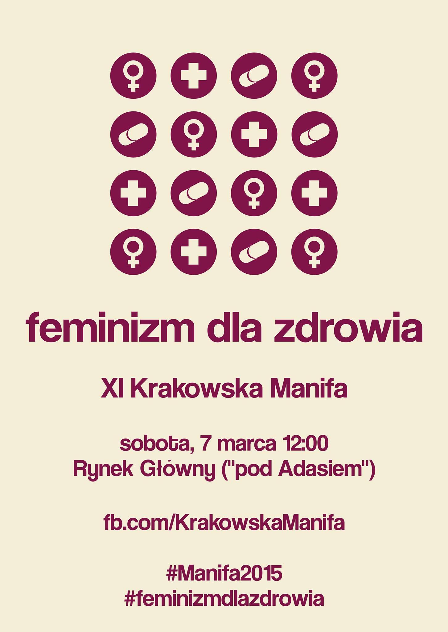 Manify w Polsce – 2015
