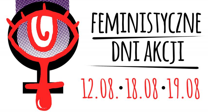 Feministyczne lato z Karawaną! 12.08, 18-19.08.2018