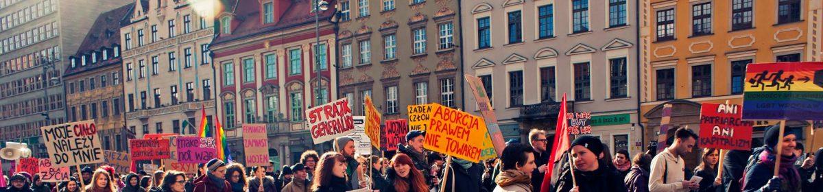 Manifa Wrocław / Inicjatywa 8 Marca